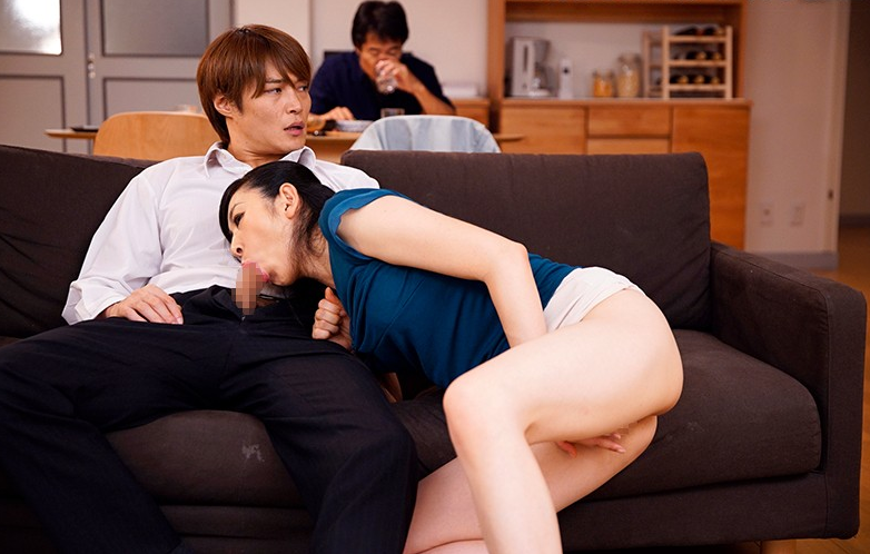 OBA-376 Employee's Wife Who Makes My Dick Cock In My Business Massage Emiko Koike