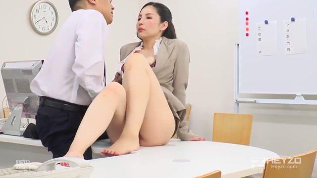 HEYZO-0935 Sexy Temporary Staff