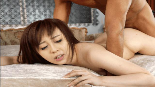 Caribbeancom 071317-003 Kanade Mizuki Vertical movie 015 Rocky face woman on top posture