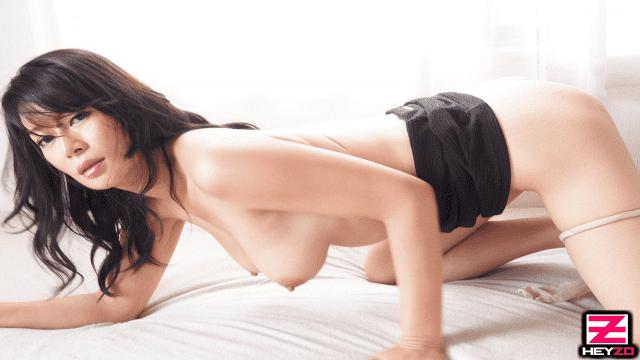 HEYZO 0756 Rei Kitajima Asian nude movie lady doggy Licking suck