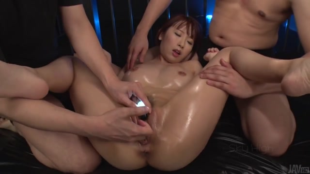Tests sextoy girlfriend Japanese sex toy