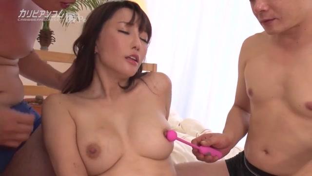 Caribbeancom 101316_280 Haruka Aizawa Coloring wife's coming violent girl