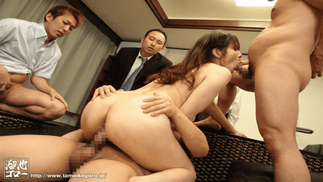 Tameikegoroo MDYD-710 Yuna Aino Yuna love 乃 wife being fucked by her husband's colleagues