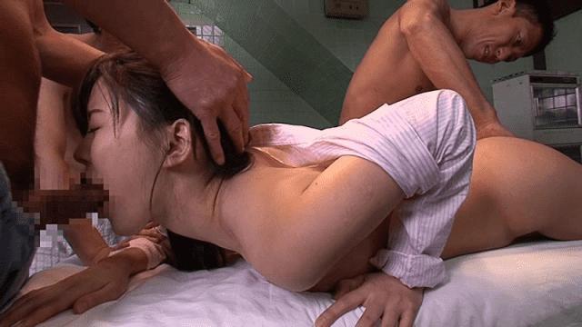 Alice Japan DV-1649 Tsukasa Aoi Female Doctor Gangbang Rape