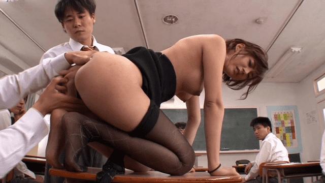 SOD Create STAR-517 Nozomi Aso Beautiful teacher at the best school sex movie student