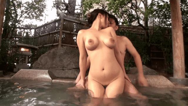 SOD Create STAR-521 Marina Shiraishi Xxx movie adults hot springs happy