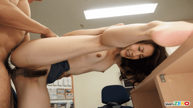 teamZERO TEAM-016 Misuzu Nakagawa In the girls office and the head of the room sex porn
