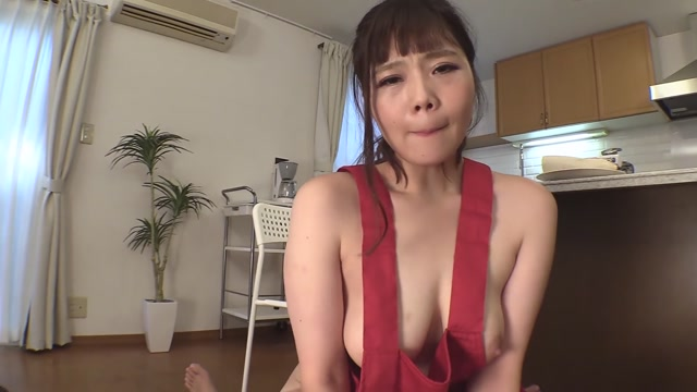 1Pondo 031018_656 Tokimeki The exceptional female who will heal me with a naked apron Yuu Aiuchi