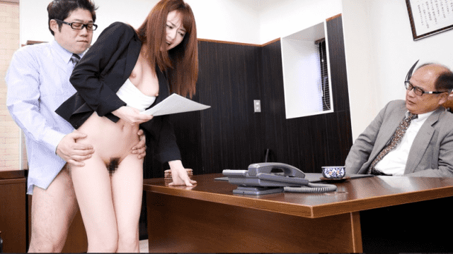 S1 NO.1 Style SNIS-665 Yoshizawa Akiho Erotic reporter in front of the camera Impassively Sexual Intercourse For The First Time Has Been Appointed To The Main