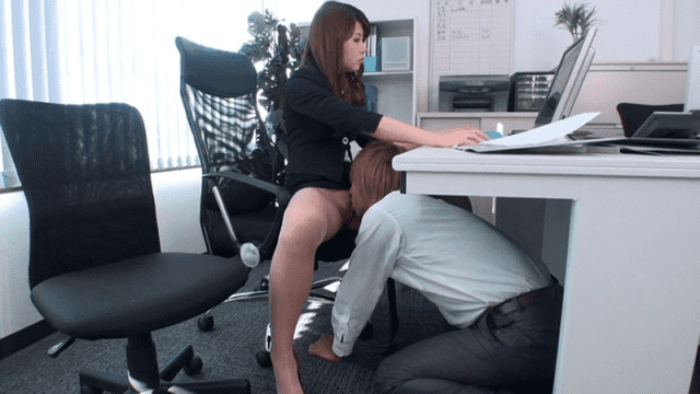 Office K S DMOW-065 female director and sex worker at the office