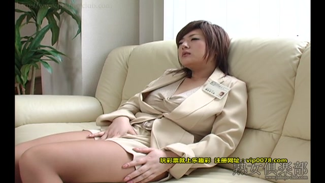 Jukujo-club 7191 MILF Club 7191 Mari Asakura in the beginning Uncensored video Horny housing adviser first episode with H cup