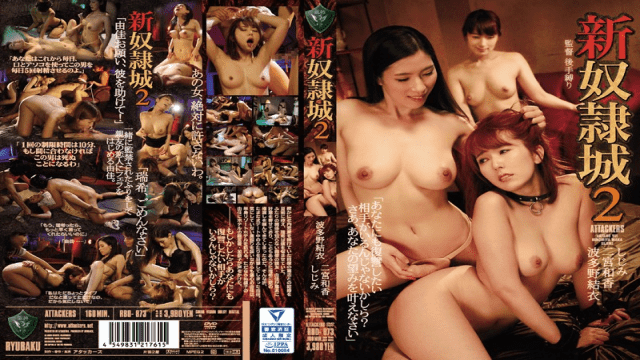 Attackers RBD-873 Jav Porn New Slave Castle 2
