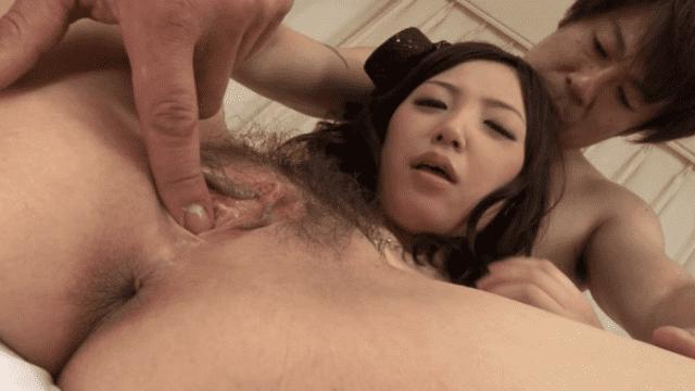1Pondo 022613_539 Excavating a big idol pussy