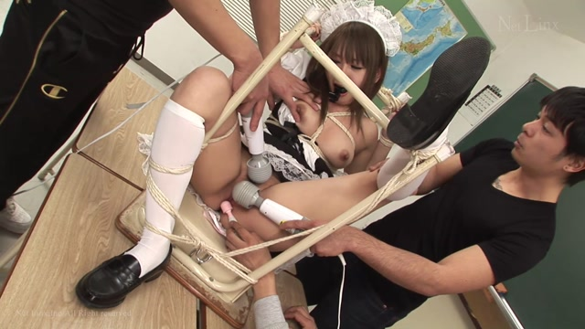 Tokyo Hot n1315 TOKYO HOT TOKYO FIRE RESPONSIBILITIES RELEASE TREATMENT Bondage Feature Part 1