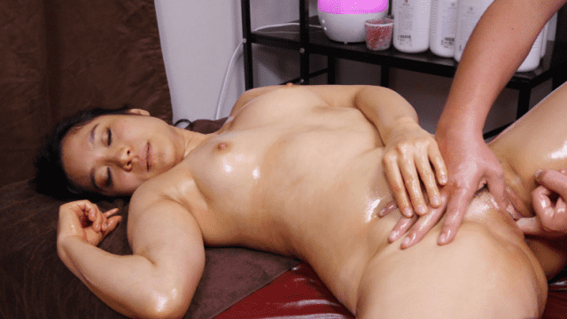 HEYZO 1775 Lumpy oil massage Do not massage like that! Yuko Miura