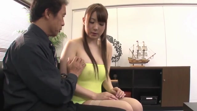 Fitch JUFD-414 Rookie Big Yuka Tachibana That Has Been Assigned To The Male Employees Dedicated Meat Urinal Office Lady