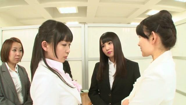 V&R Productions VRTM-059 Hot JAV Ugly Also Uruwashiki Gachinko Lesbian Battle Of Elite Beauty Ol Nozomi Hazuki Vs Ayaka Tomoda