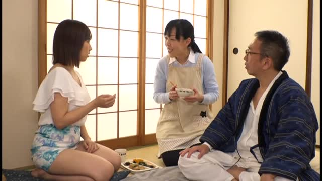 JAV DVD HZGD-077 Film Nude Married Wife Hanakazaki Riko Who Is Fucked By Her Mentally Handicapped Helper In Front Of Her Father in law