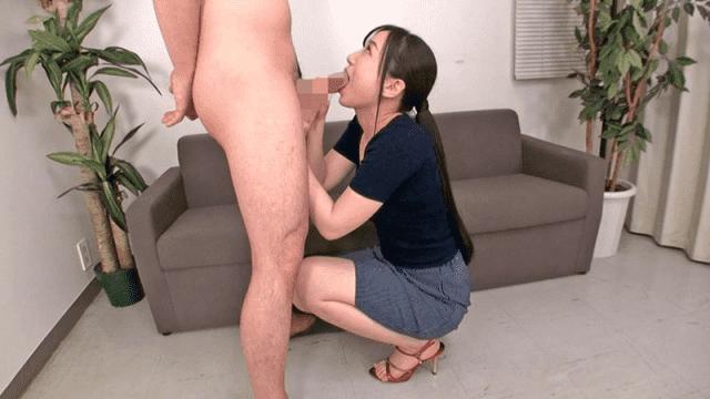 OFFICEK'S DROP-017 Newbie girls Blowjob is simply too good