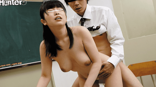 Hunter HUNTA-427 Forced Full Erection With Continuous Self-urama!My Girls Class Compete For The Number Of Guys Who Caught Sight