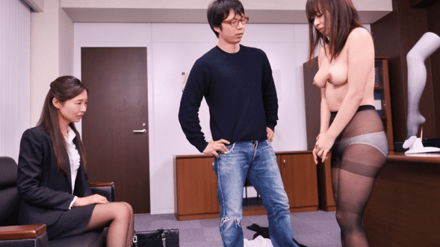 Attackers SHKD-791 Woman Boss Obscenity Stocking Natsume Hachiharu