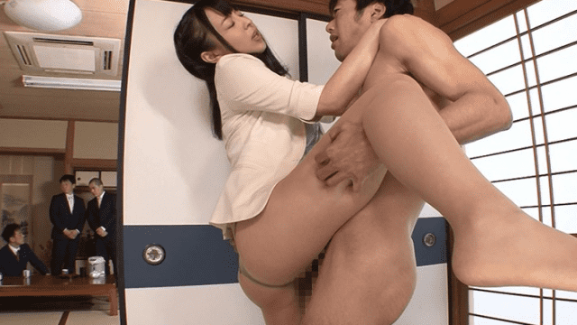 Fitch JUFD-899 Smooth full apparel Of A working female Fuck Masuro Ann