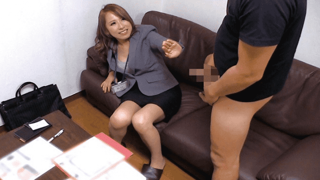 Star Paradise VNDS-3276 Adult Porn Married life insurance Lady blowjob solicitation of 2