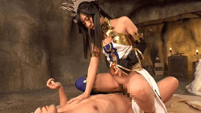 TMA TPRO-008 Popular AV actress out Ai Sena Anime Cosplay instinct bare in deep kiss sexual intercourse