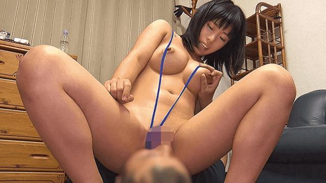 K-Tribe KTRA-030 Sex Student I am A Short Stature F Cup Big Tits Aya Miyaji