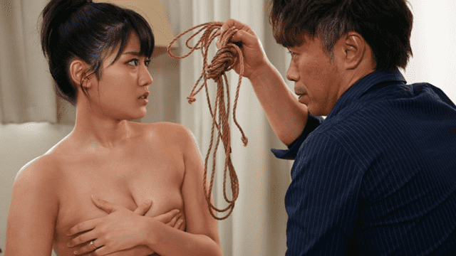 Madonna JUY-520 Jinguji Temple Nao Bondage Lifted! ! Married Woman Who Fell Into Bondage Oil Massage