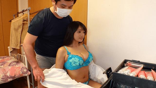 Oppai PPPD-673 Gamushara the fun free Deca milk Maniacs the H cup tits Sakuragi Seira