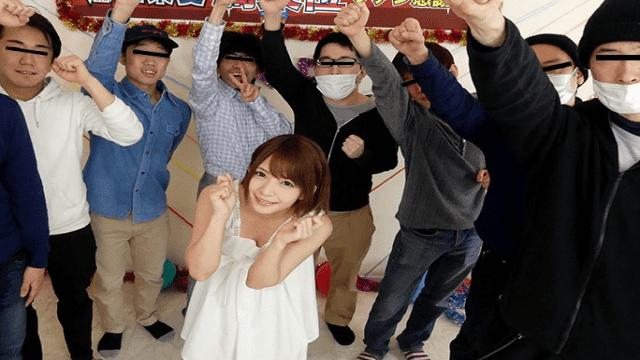 HonNaka HND-537 Rika Mari Amateur Fans Thanksgiving Mari  Fast Lumbar Swing Top Posture If You Can Endure Live Cum Shot OK