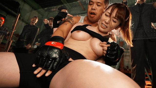 Attackers SHKD-800 A Fucked Woman Fighter 2 Yui Hatano