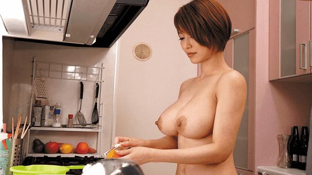 Planet Plus HDKA-143 Homemaki Housewife Mitaka Residing Resident Kimishima Mio