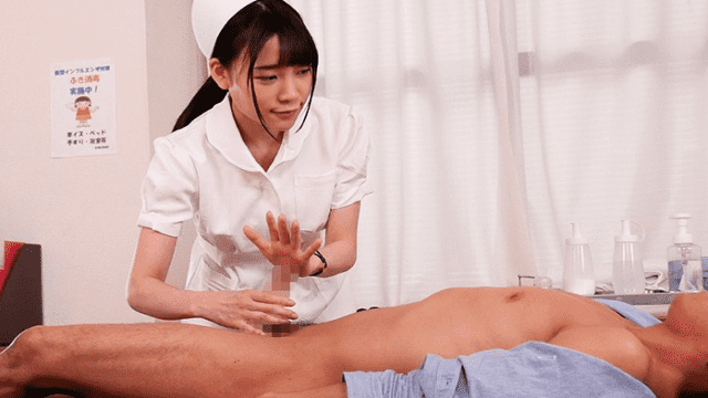 Moodyz MIAE-276 Leverage two Shan nurse clean solve the problem of Ji port in God Hand Dreadfulness Tekoki clinic Yui Tomita