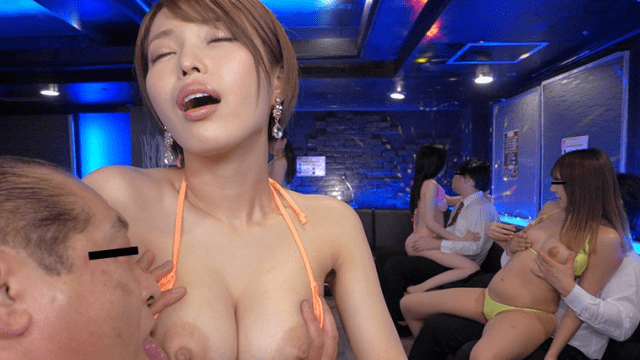 HonNaka HND-547 Mr. Kimishima who was there! As expected, if you are enjoying breasts of AV actresses