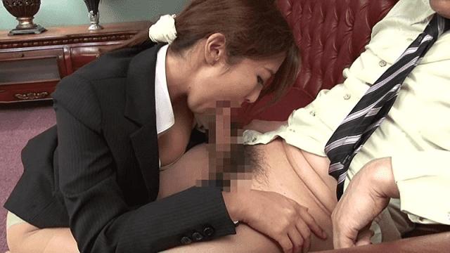 AVScollector's AVSA-071 A Beautiful Female Employee Falling Into SEX Intoxication Woman Pleasure Mizukawa Violet