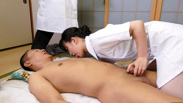 Heyzo 1633 Hikaru Tsukimura Nymphomania who estrus during examination