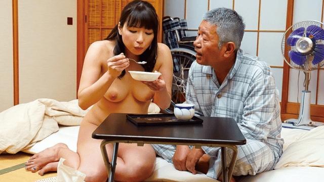 PlanetPlus HDKA-144 Ayano Kato Nakata is Visiting Caregiver