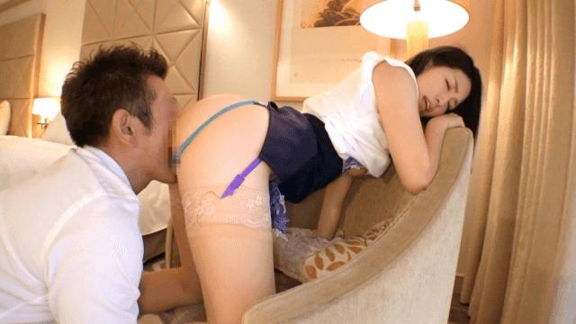 Luxury TV 259LUXU-985 Hideno Hino 32 years old art teacher