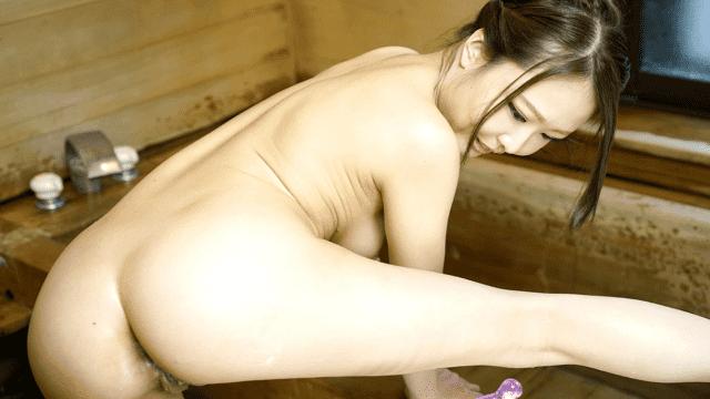 1Pondo 042718_676 Nanako Asahina An anal sex challenge to her desire saying